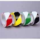 PVC Warning Tape Supper Glossy Double Color
