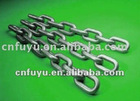 galvanized link chain 01