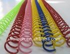 plastic spiral spring