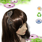 MJ-D-69 The bowknot of elegant crystal hair hoop /fashion crystal hair hoop