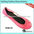 Rollable&folding shoes with purse