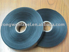 black acetate rayon ribbon