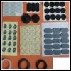 silicone anti slip bumper pad