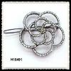 flower hair pin hair clip hairgrip H10491