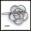 flower hair pin hair clip hairgrip H10491