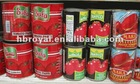 Canned whole peeled tomato 2010