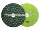 Extra Sharp Dry Polishing Pads