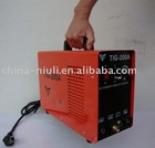 DC TIG/MMA 200 INVERTER WELDER HOT TOOLS