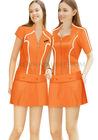 Hot selled sales woman skirt uniform (OEM)