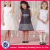 FGD006 wholesale beautiful a line knee length flower girls dresses
