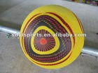 NO.5 stock rubber soccer ball ,smooth surface