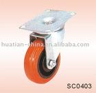 caster wheel SC0403 for platform hand truck