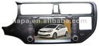 CAR AUDIO DVD GPS NAVIGATION SYSTEM FOR 2012 NEWFASHIONED KIA K3 WITH 7 INCH SCREEN/BLUETOOTH/REARVIEW CAMERA/SD/USB/IPOD