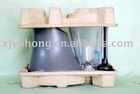 paper pulp moulding package tray for juice extractor