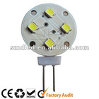 AC/DC10-25v Disc Type G4 4SMD 3630 led light