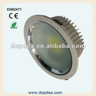 all color 10W 4 inches LED COB ceiling lights