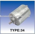 110v dc motor 34 for massager