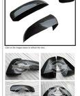 Real Carbon Fiber Side Door Mirror Cover Protecter Caps for BMW X5 E70 X6 E71