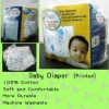 100% cotton baby diaper