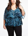 Plus size women blouse manufacturer in Guangzhou
