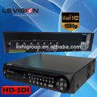 Excellent 8ch HD-SDI 240fps CCTV DVR Recorder H.264 dvr 8ch
