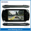 ultrathin touch screen video game player