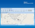 GPS tracking system of PC based