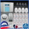 40Zones LCD Display PSTN Landline& GSM Dual Network Wireless Home House Security Burglar Intruder Alert Alarm System iHome328MG9