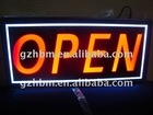 Outdoor LED Diplay/Flashing Open Sign/illuminate signs