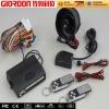 CE upgraded one way car alarm system G686U