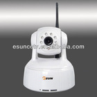wireless small cctv camera,wifi smart robot plug&play camera support phone viewing