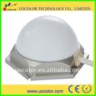 180 degree beam angle LED node lighting
