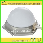 180 degree beam angle LED node lighting