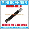 Handyscan Cordless HAND-HELD Mini Portable Scanner