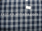 T/C or 100% cotton fabric in black yarned dyed fabric for shirt in 2011