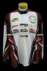 2012 new custom dye sublimation windproof fishing jersey