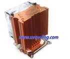 AVCooling stacking fins heatsink made of aluminum alloy
