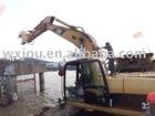 C220 C300 Hydraulic Concrete Jaw Pulverizer
