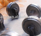 Construction Machinery parts--front idler