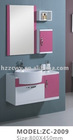 elegant pvc bathroom vanity