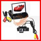 "DC 9V-15V For Peugeot 307 307CC 3.5"" LCD HD Monitor Car Camera Kits [CS119]"