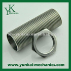 Low price thread barrel, CNC turned parts for minibus, helicopter, boat