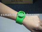 Made in Shenzhen silicon wristband