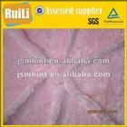 soft pv plush fabric