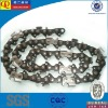 Saw chain for wood machines