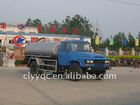Dongfeng 140 fecal suction tanker truck supplier