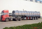 DTA 2/3 axles Chemical,oil,fuel petrol,water,cement tank trailer Tom King:86-15271357675 manufacturer