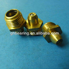low price 12mm bass straight grease nipple fittings-100MOQ