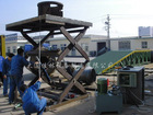 hydraulic lifter lifting table lifting system