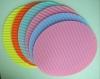silicone rubber coaster
